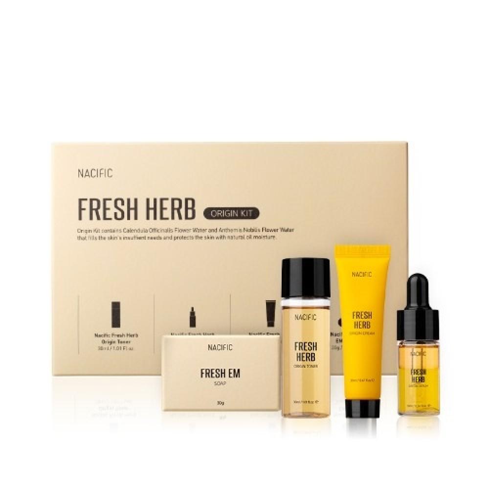 Nacific Fresh Herb Origin Kit Набор миниатюр