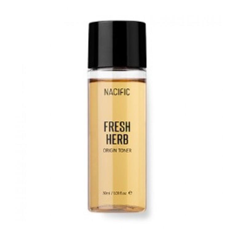 Nacific Fresh Herb Origin Toner Тонер многофункциональный с календулой, 30мл