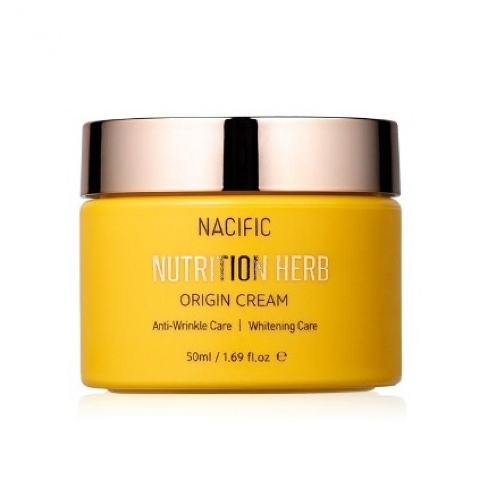 Nacific Nutrition Herb Origin Cream Питательный омолаживающий крем