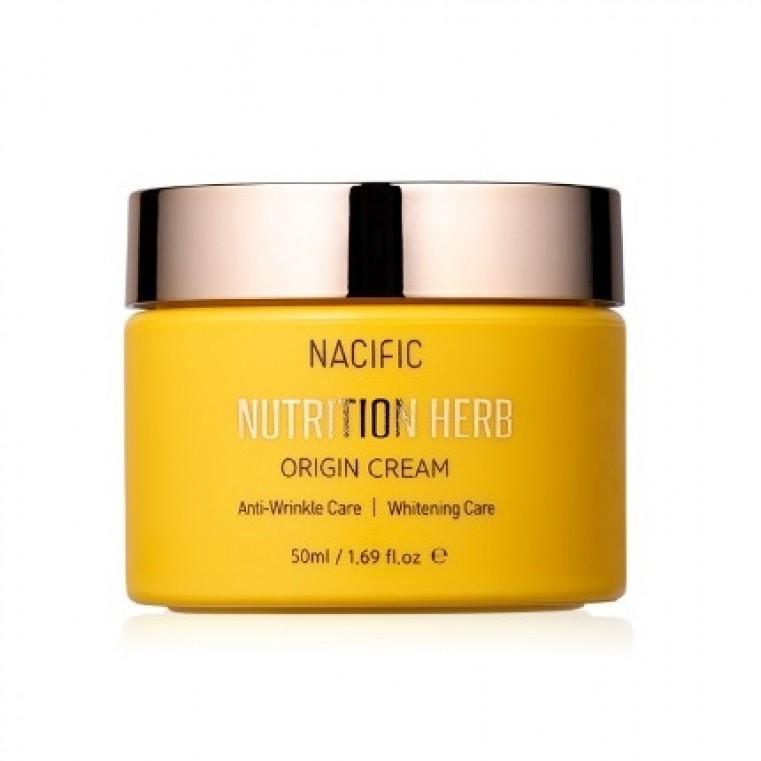 Nutrition Herb Origin Cream Питательный омолаживающий крем