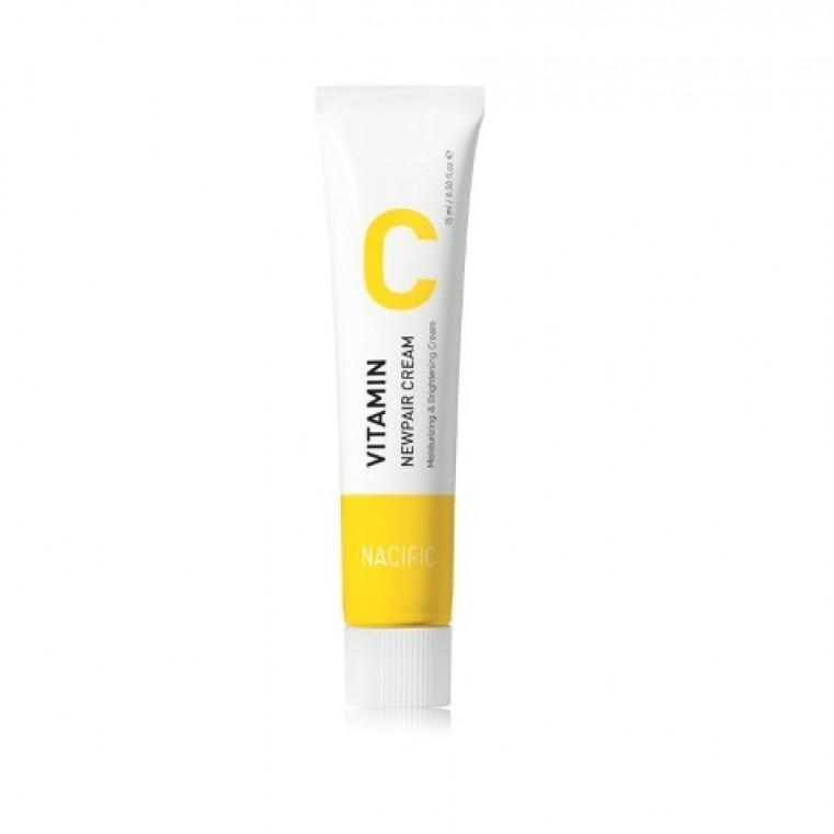 Nacific Vitamin C Newpair Cream Крем с витамином С