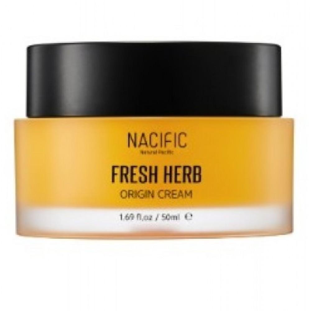 Nacific Fresh Herb Origin Cream Крем увлажняющий и питательный на основе трав