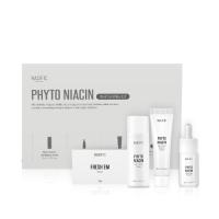 Nacific Phyto Niacin Whitening kit Набор миниатюр линейки с ниацином