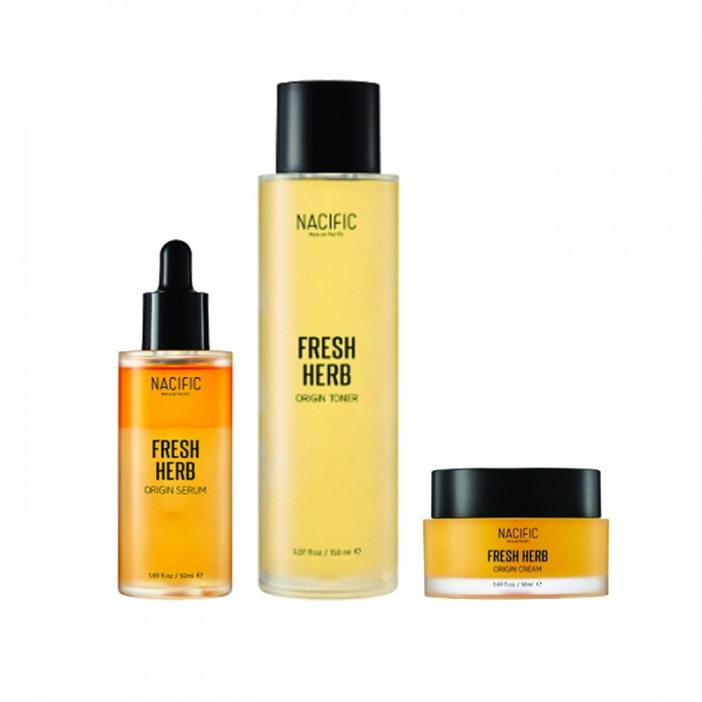 Nacific Fresh Herb Origin - набор