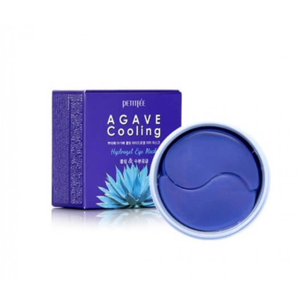 Petitfee Petitfee Agave Cooling Hydrogel Eye Patch Патчи гидрогелевые охлаждающие с экстрактом агавы