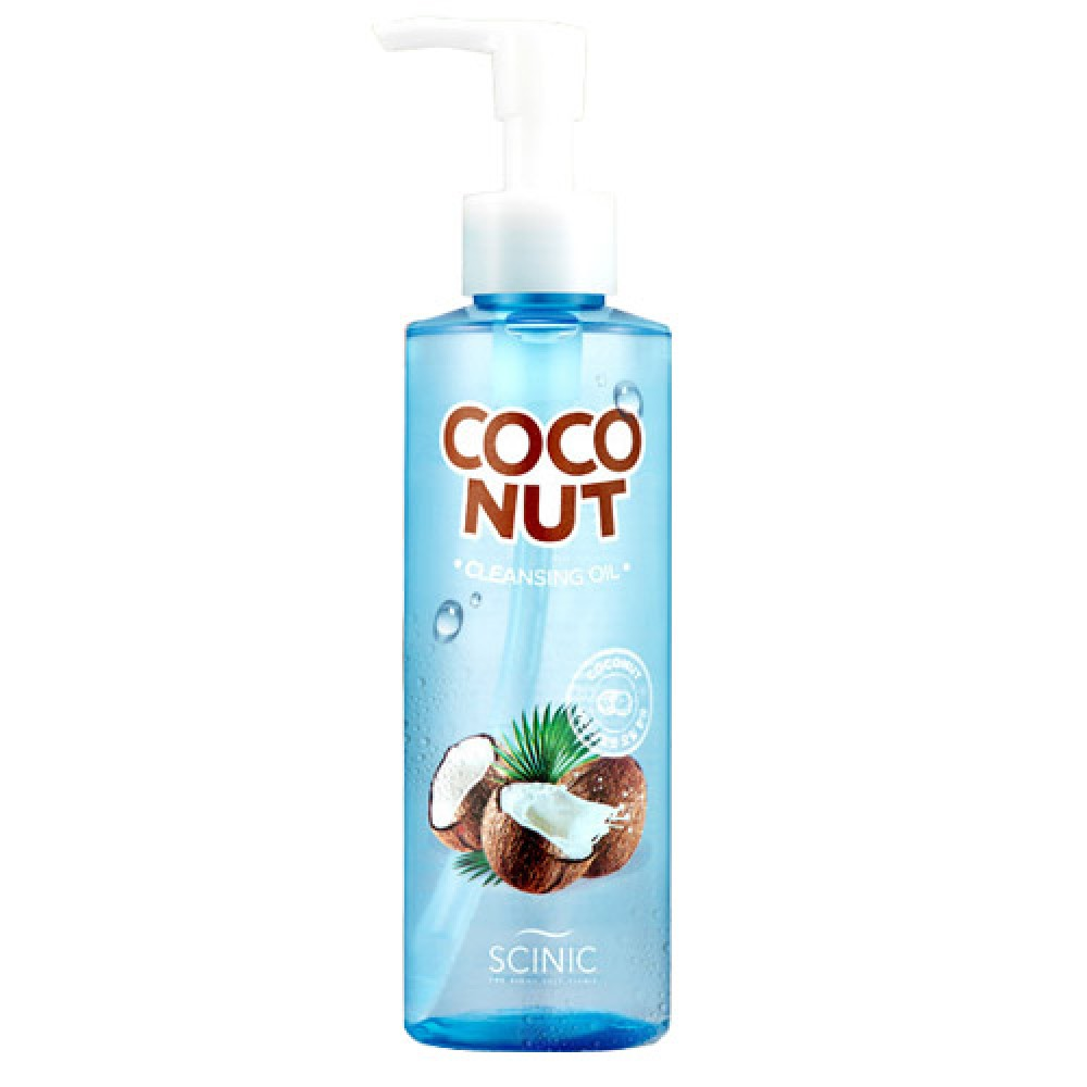 Scinic Coconut Cleansing Oil Гидрофильное масло с кокосом