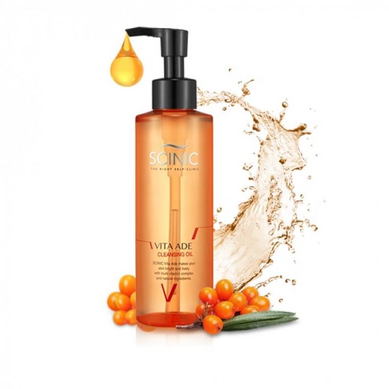 Vita Ade Cleansing Oil Гидрофильное масло с витаминным комплексом