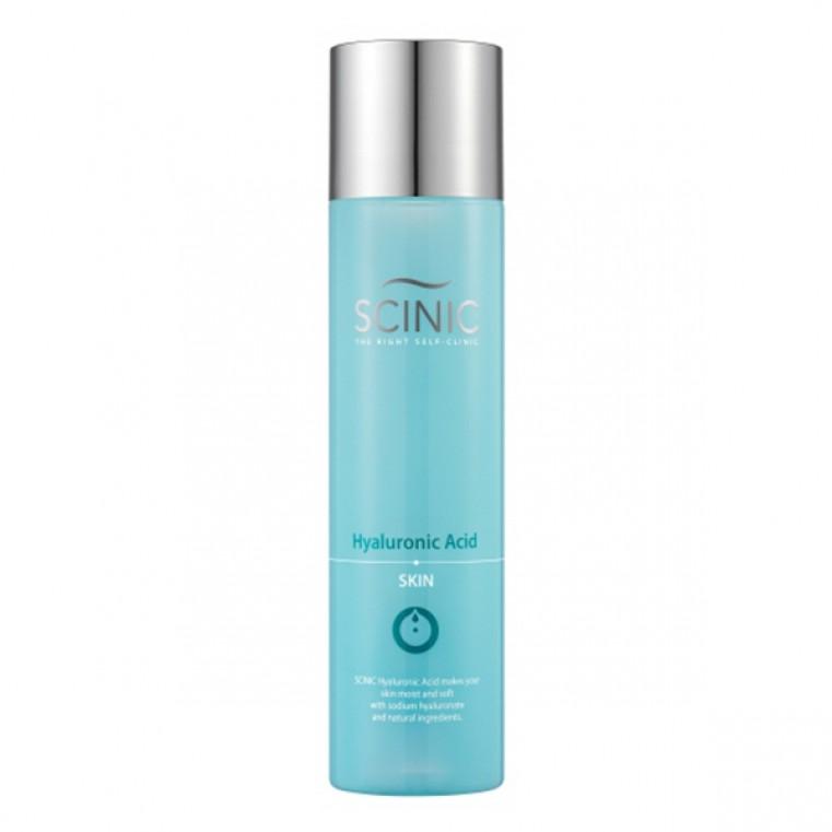 Scinic Hyaluronic Acid Skin Тоник для лица увлажняющий с гиалуроновой кислотой