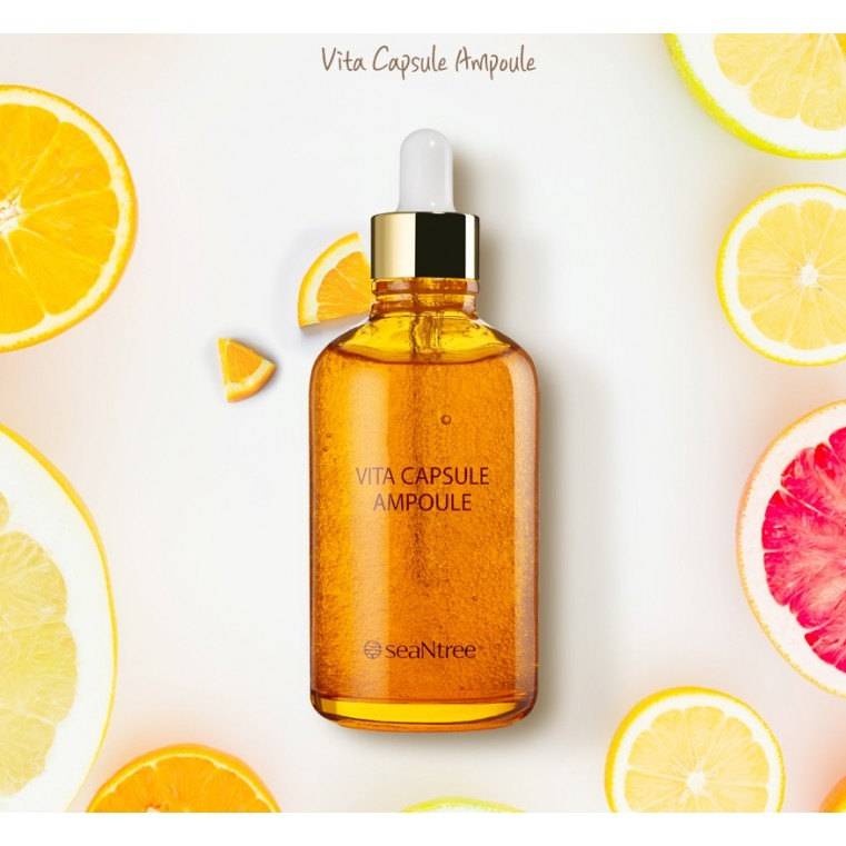 Vita Capsule Ampoule 100 Ампульная витаминная сыворотка