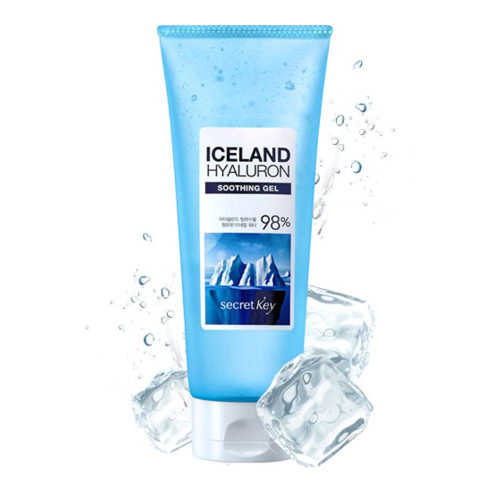 Iceland Hyaluron Soothing Gel Многофункциональный гель гиалуроновой кислотой