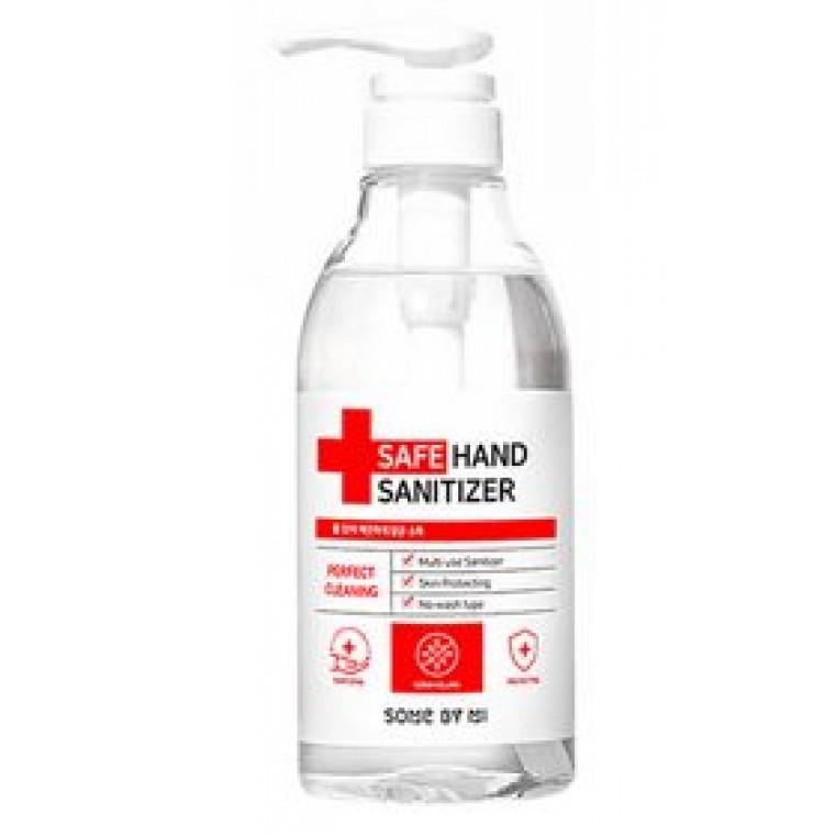 Some By Mi Safe Hand Sanitizer Антибактериальный гель для рук на основе этилового спирта, 500мл.