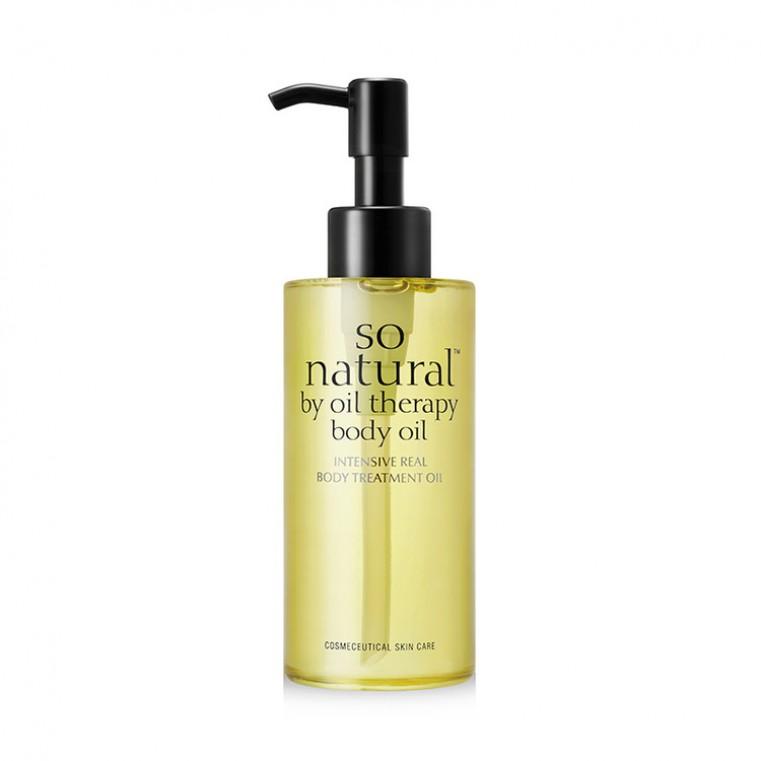 So natural Intensive Real Body Treatment Oil Увлажняющее масло для тела