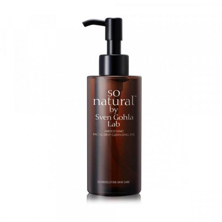Smoothing Facial Deep Cleansing Oil Гидрофильное масло для глубокого очищения кожи