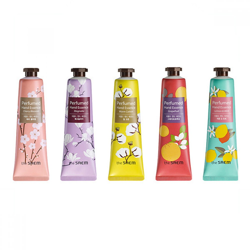 The Saem Perfumed Hand Light Essence Парфюмированный крем-эссенция