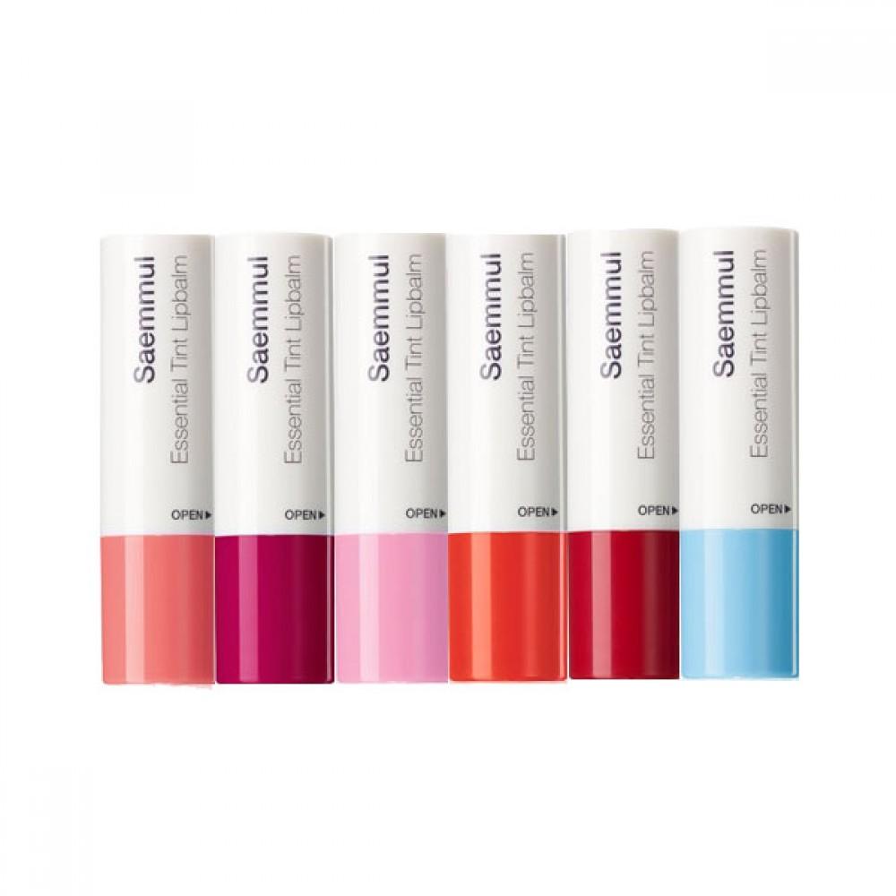 Saemmul Essential Tint Lipbalm Увлажняющий бальзам-тинт для губ