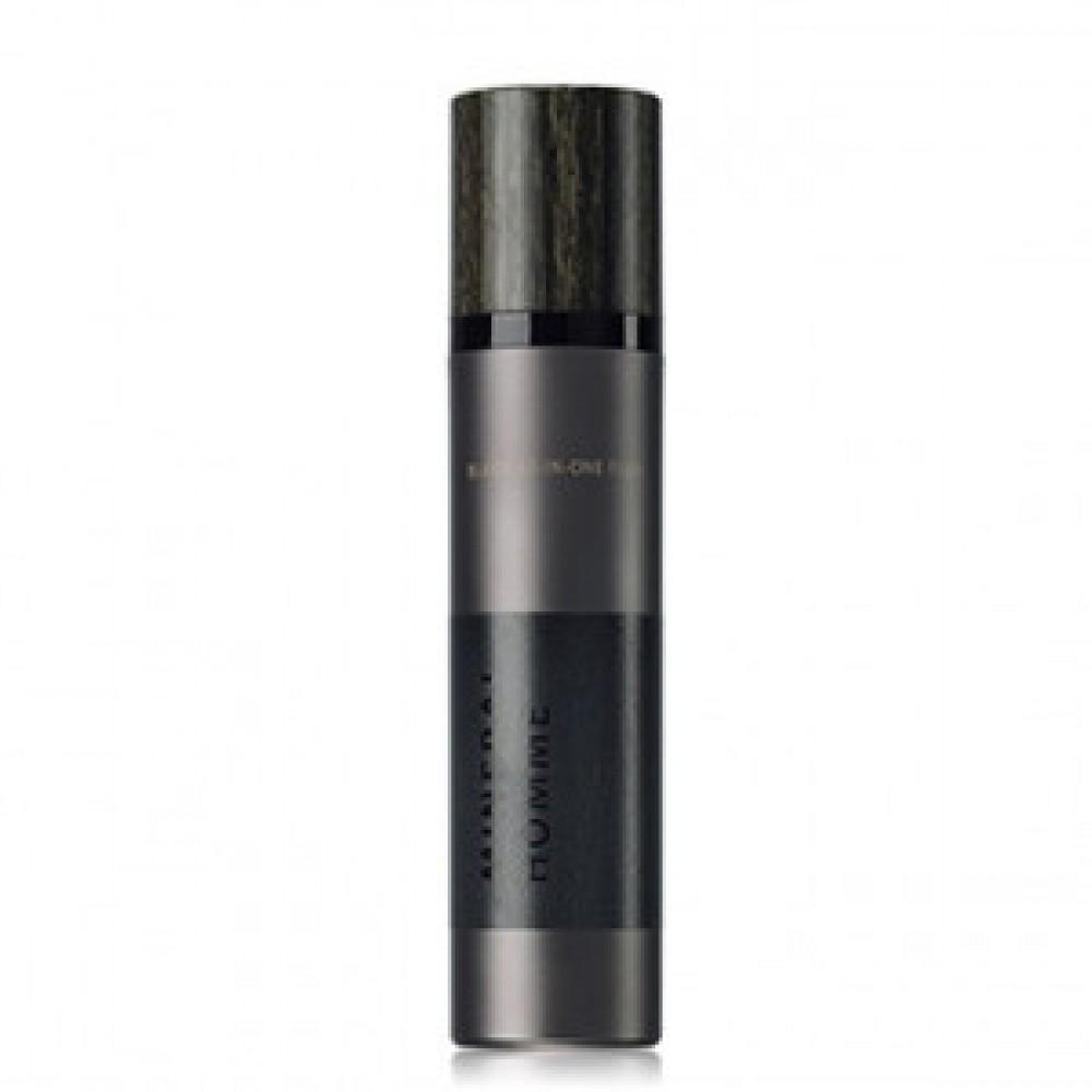 Mineral Homme Black All-in-one Fluid Минеральный флюид для мужчин Всё-в-одном