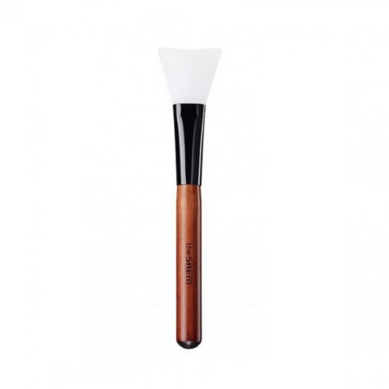 THE SAEM Silicon Pack Brush Силиконовая кисть для нанесения масок