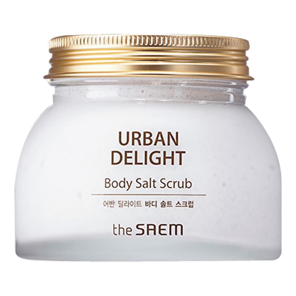 THE SAEM Urban Delight Body Salt Scrub Скраб для тела