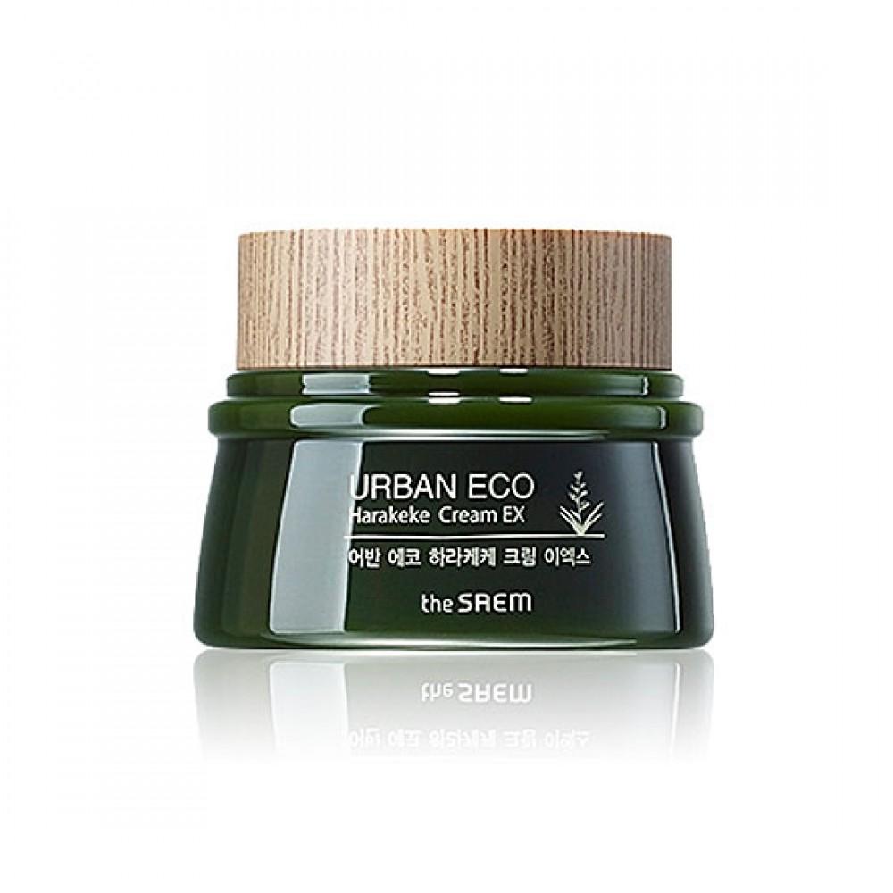 Urban Eco Harakeke Cream EX Питательный крем с экстрактом новозеландского льна