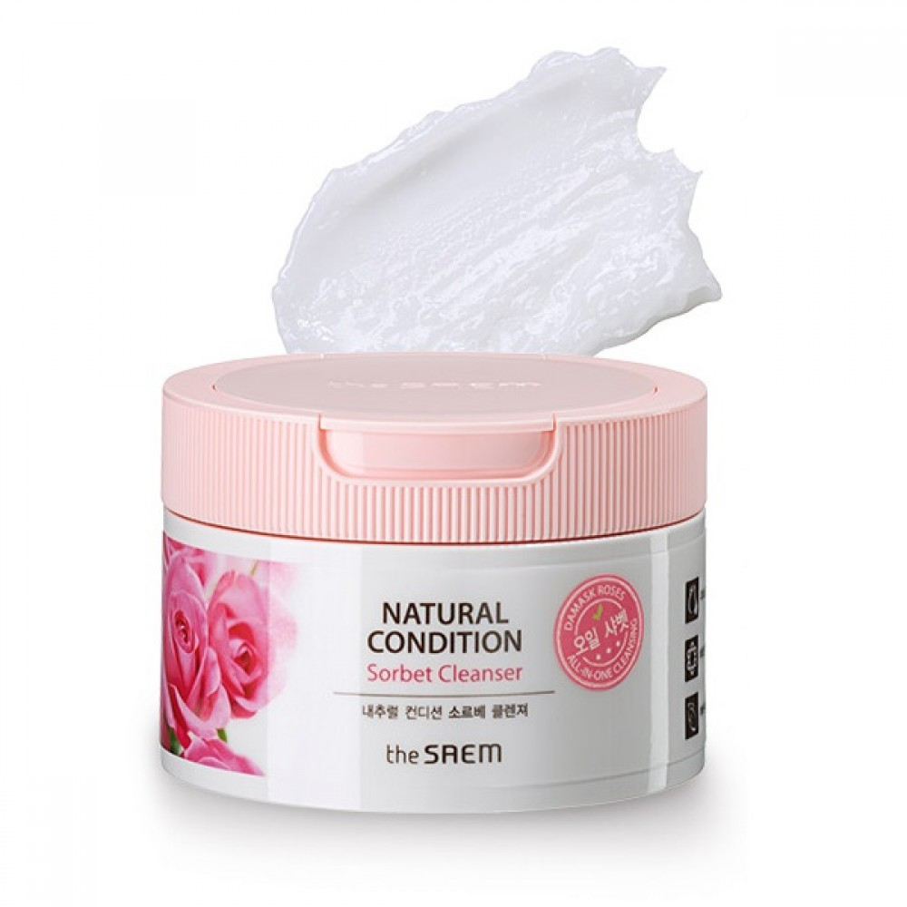 Natural Condition Sorbet Cleanser New Очищающий щербет