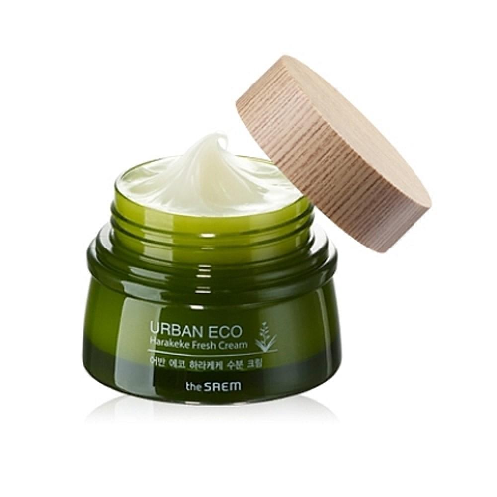 Urban Eco Harakeke Cream Увлажняющий и освежающий крем с экстрактом новозеландского льна