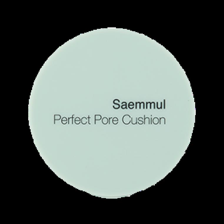 Saemmul Perfect Pore Cushion Кушон для маскировки пор SPF50+ PA+++