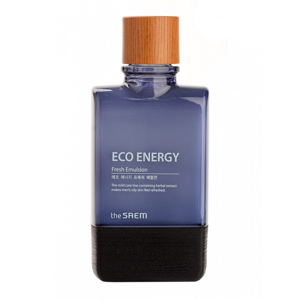 The Saem Eco Energy Fresh Toner Освежающий тоник для уставшей мужской кожи