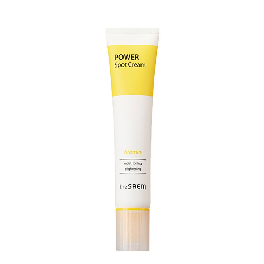 The Saem Power Spot Vitamin Cream Точечный крем с витаминами