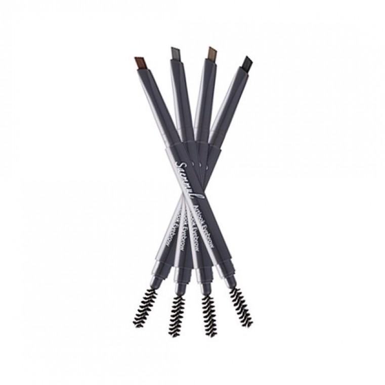 THE SAEM Saemmul Artlook Eyebrow Устойчивый карандаш для бровей с щеточкой