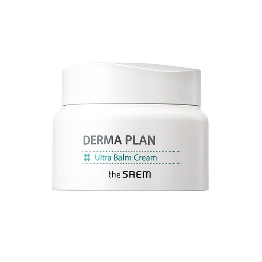 The Saem Derma Plan Ultra Balm Cream Крем-бальзам для чувствительной кожи