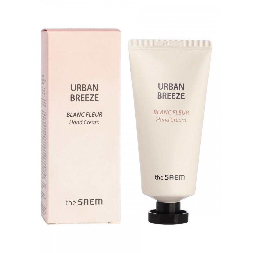 THE SAEM URBAN BREEZE Hand Cream Blanc Fleur Крем для рук с цветочным ароматом