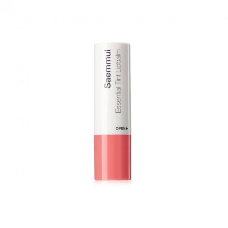 The Saem Saemmul Essential Tint Lipbalm Увлажняющий бальзам-тинт для губ OR01 - оранжевый
