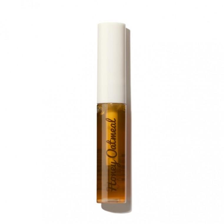 THE SAEM Honey Oatmeal Lip Essence Легкая увлажняющая эссенция для губ с медом и овсяной мукой