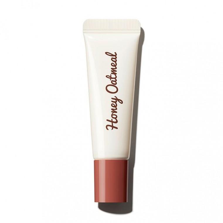 The Saem Honey Oatmeal Lip Treatment Питательный бальзам для губ с медом и овсяной мукой