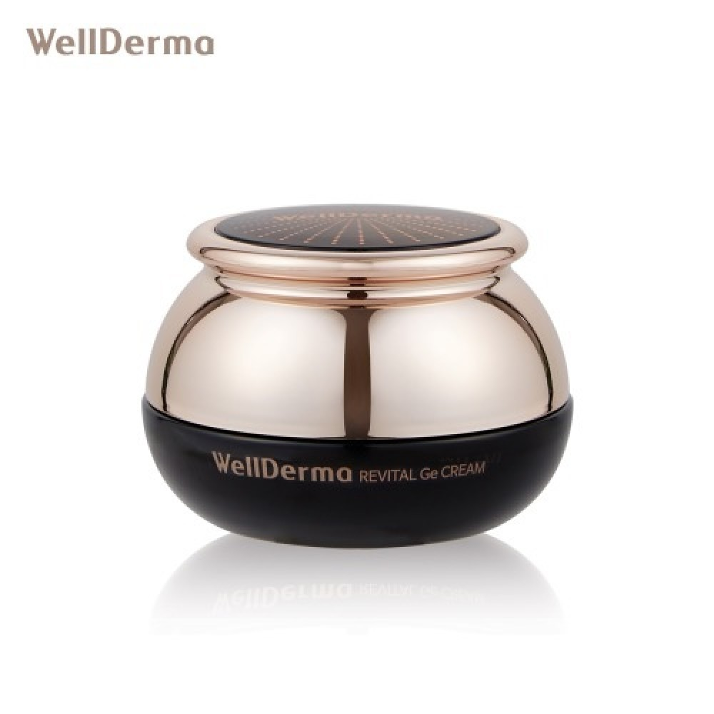 Wellderma Revital GE Cream Антивозрастной восстанавливающий крем с германием