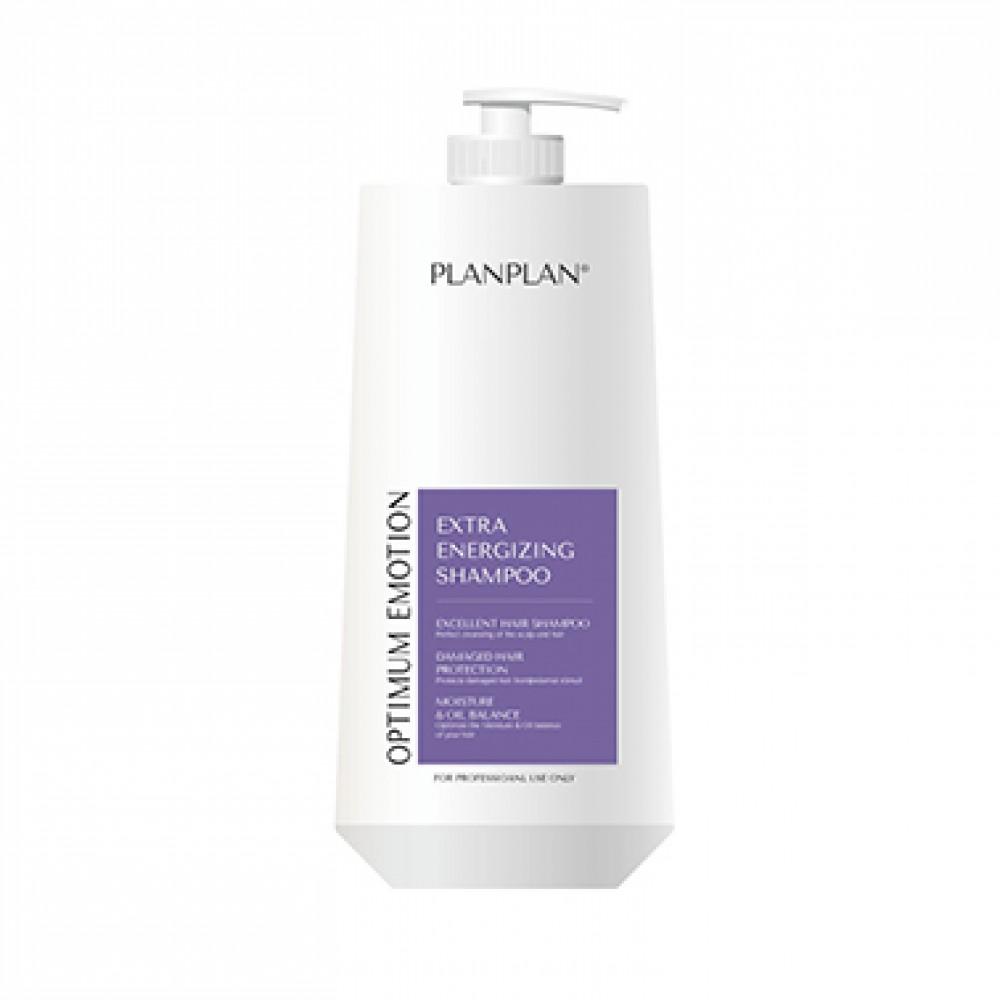 PLANPLAN Extra Energizing Shampoo Шампунь для волос энергетический тонизирующий