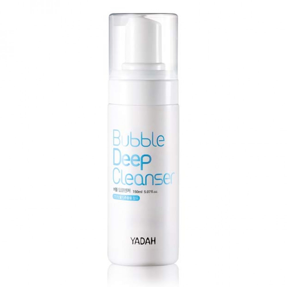 Yadah Bubble Deep Cleanser Пузырьковая пенка для глубокого очищения