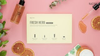 [NACIFIC] 프레쉬 허브 오리진 키트 (FRESH HERB ORIGIN KIT)