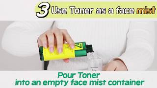 (ENG)[메이아일랜드][MAYISLAND] 7 Days Secret Centella Cica Toner 200% Effective Use Tip