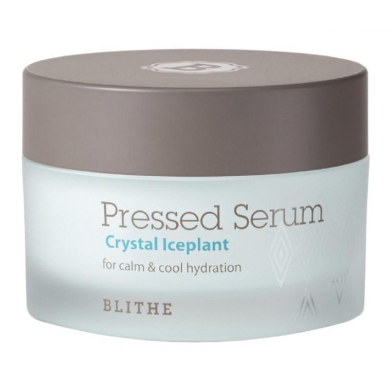 Pressed Serum Crystal Iceplant Сыворотка спрессованная увлажняющая «Хрустальный лед»