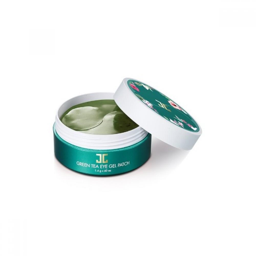 Green Tea Eye Gel Patch - Патчи с зелёным чаем