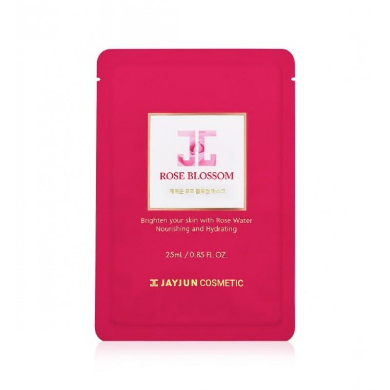 Rose Blossom Mask Маска тканевая с розовым маслом