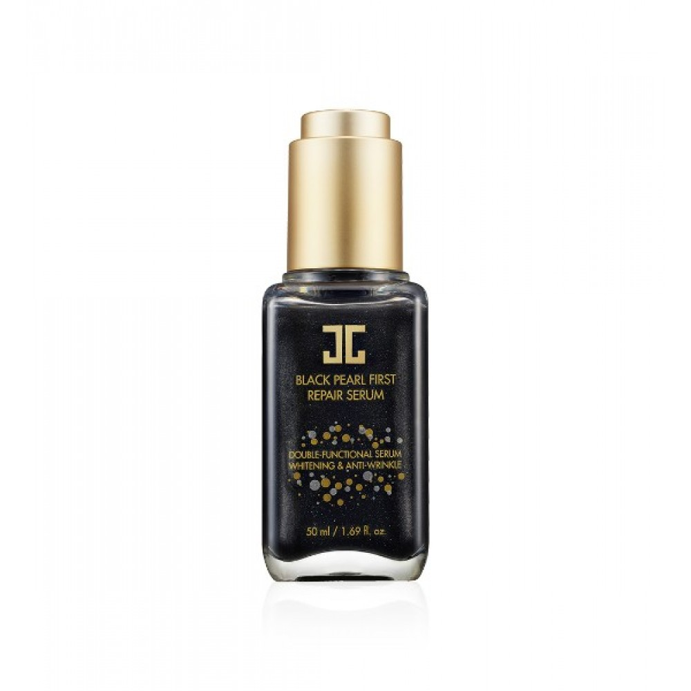 JayJun Black Pearl First Repair Serum Сыворотка восстанавливающая