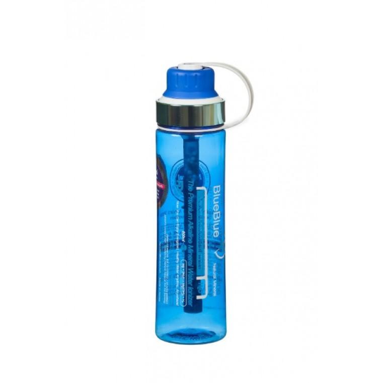 Alkaline mineral water IONAZER Щелочно минеральный ионизатор воды бутылочка BlueBlue (активатор щелочной воды)