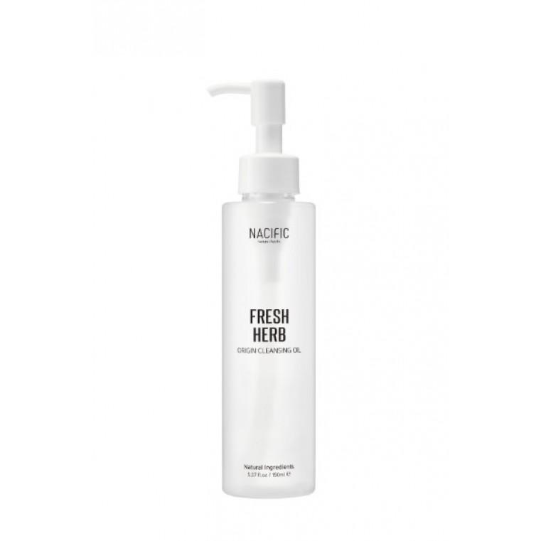 Fresh Herb Origin Cleansing Oil Гидрофильное масло с камелией и жасмином
